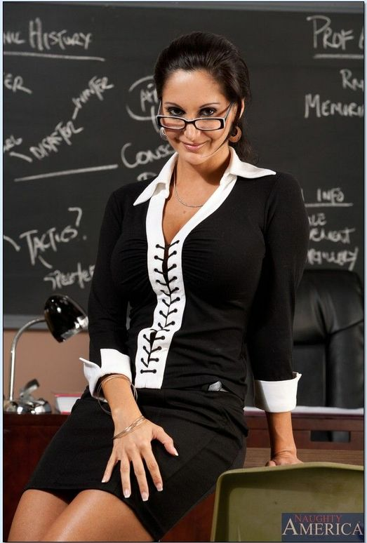 Ava Addams - My First Sex Teacher