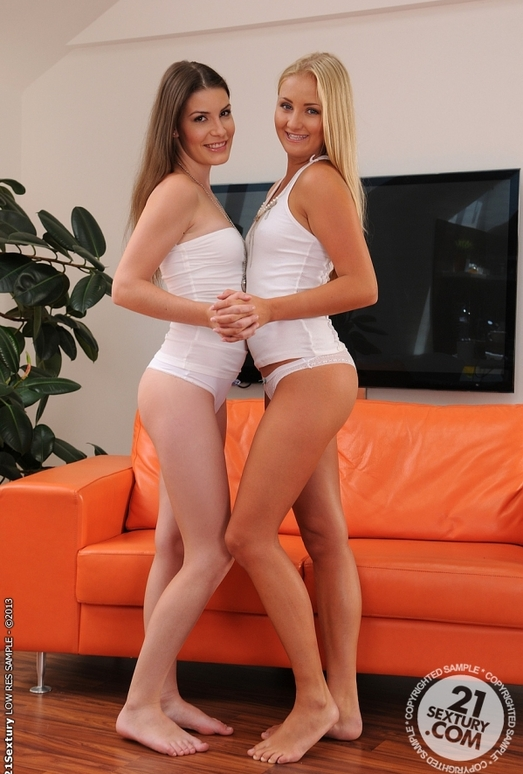 Ennie Sweet, Talia - 21 Sextury