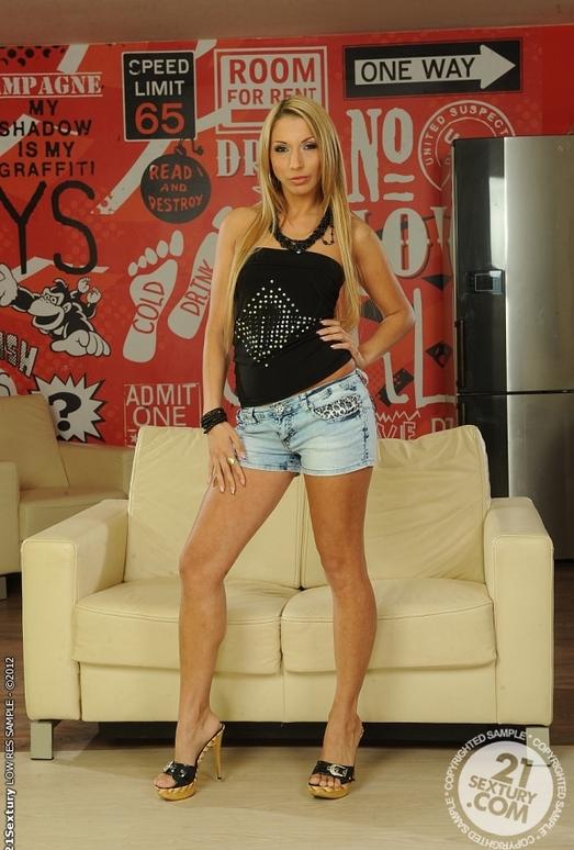 Joanna Sweet - 21 Sextury