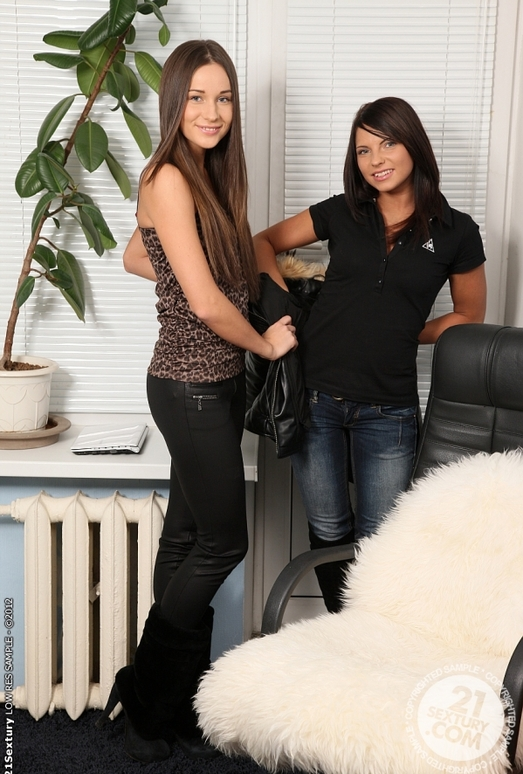 Ashley, Megan - 21 Sextury