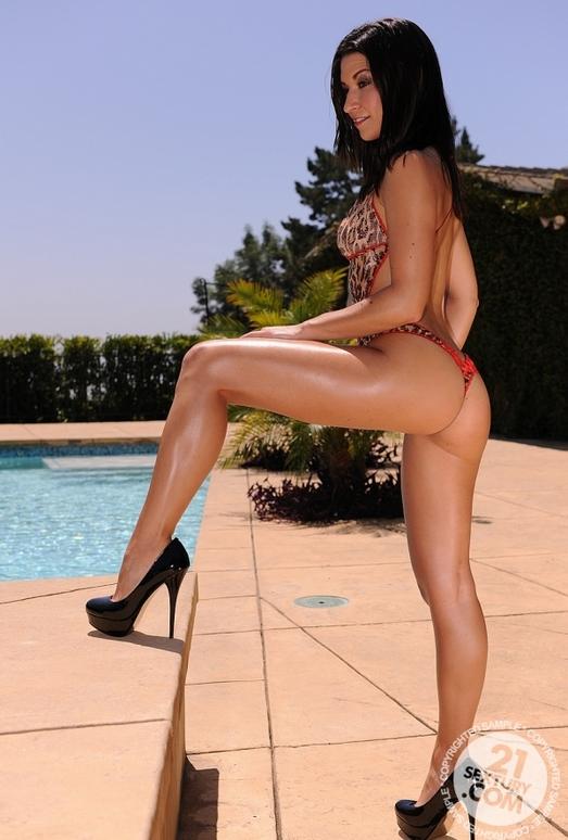 Ann Marie Rios - 21 Sextury