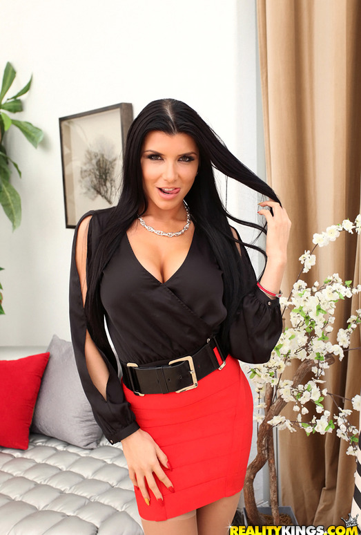 Romi Rain - The Terms - Big Tits Boss