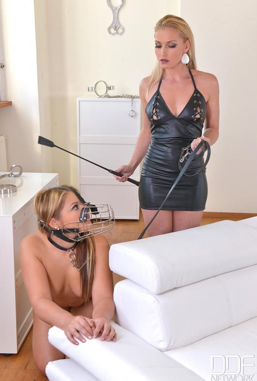Kathia Nobili & Lana - House of Taboo