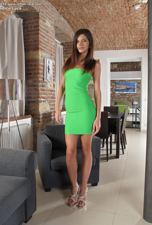 Candice Luca - InTheCrack