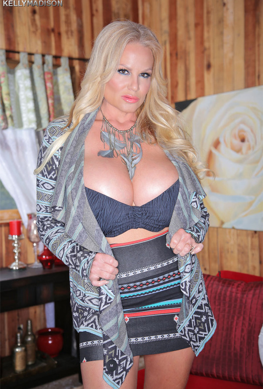 Tribal Tease - Kelly Madison