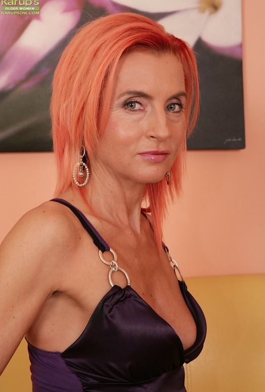 Klarisa Hot - Karup's Older Women