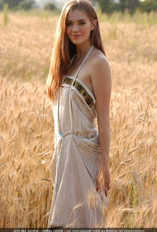 The field of love - Dasha
