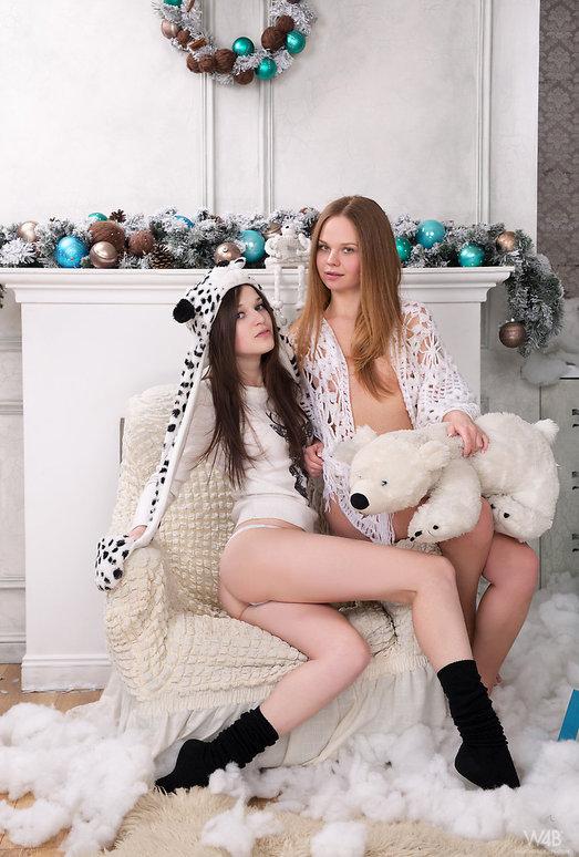 Merry Xmas - Serena & Mia T