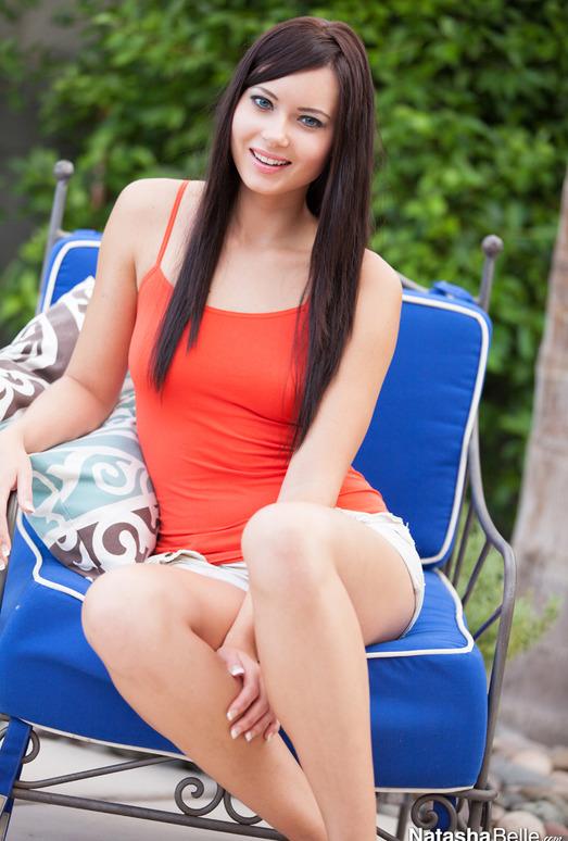 Natasha Belle - Outside In Orange