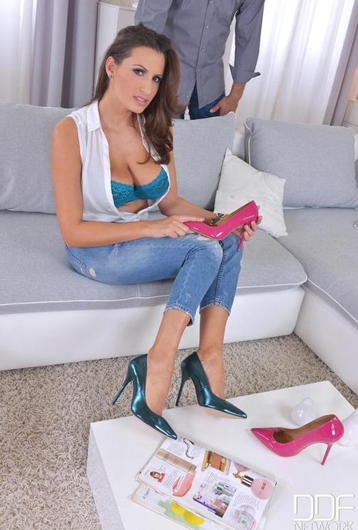Sensual Jane - Hot Legs and Feet