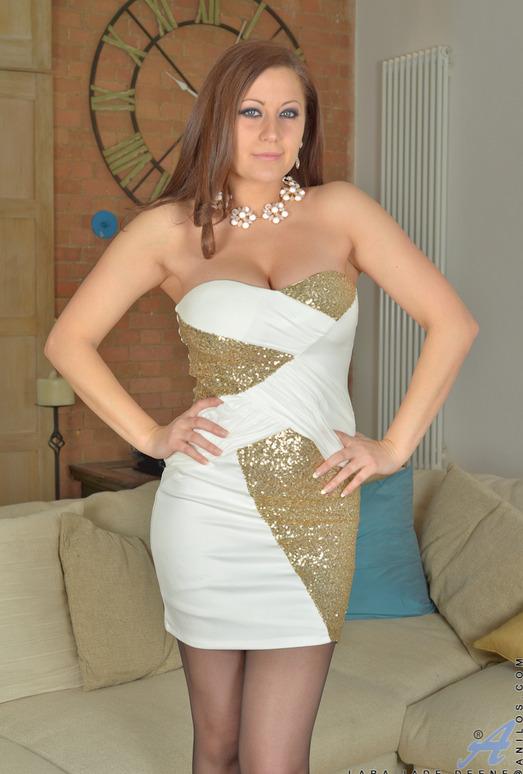 Lara Jade Deene - Sultry Brunette