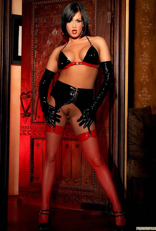 Tory Lane - Latex And Pantyhose