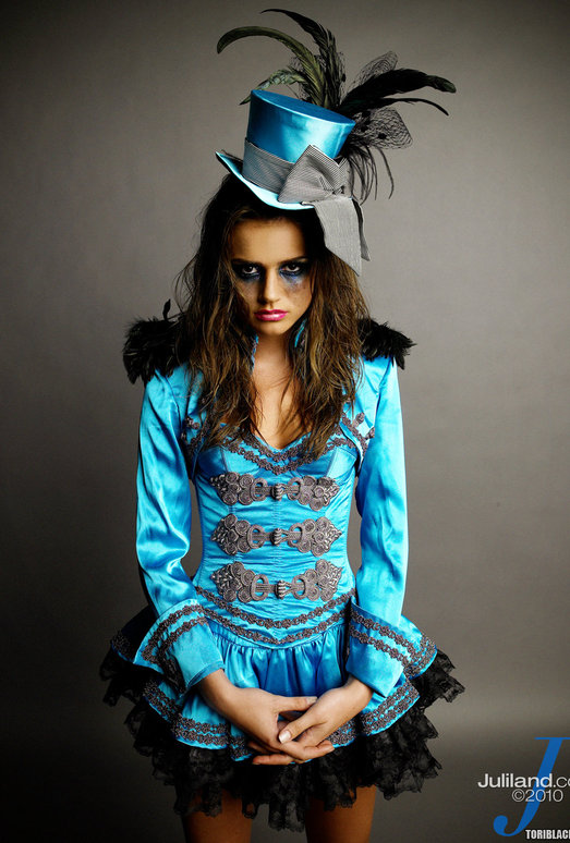 Pornstar Tori Black Has Gone Into Mad Hatter Mode