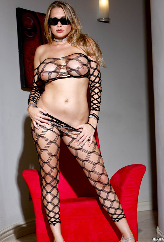 Alanah Rae In a Classic Pornstar Hotness Fest