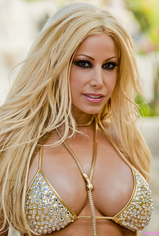Public Nudity with Gina Lynn