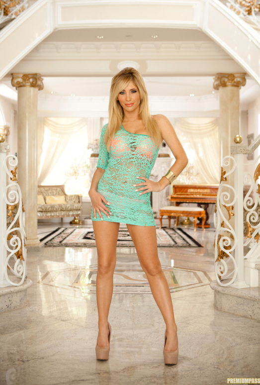 Tasha Reign Wearing Next to Nothing