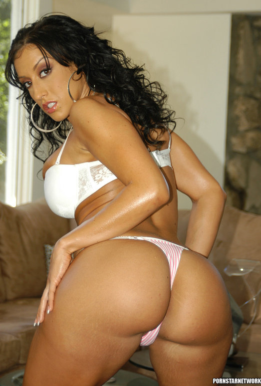 Ricki White the Latina MILF