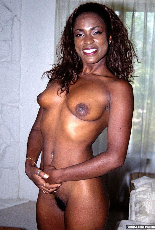 Midori - Beautiful Thin Ebony Lady Gets Frisky