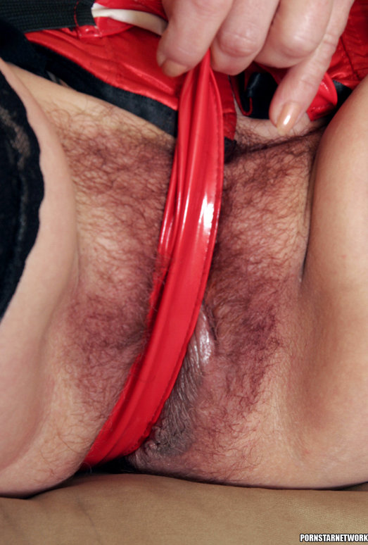 Eva the Hairy MILF Getting Boned