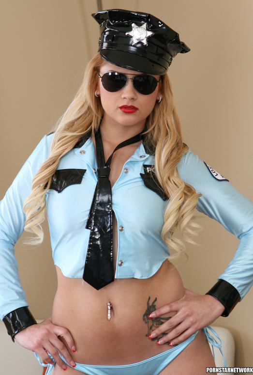 Gina Vegass Cops another Fuck