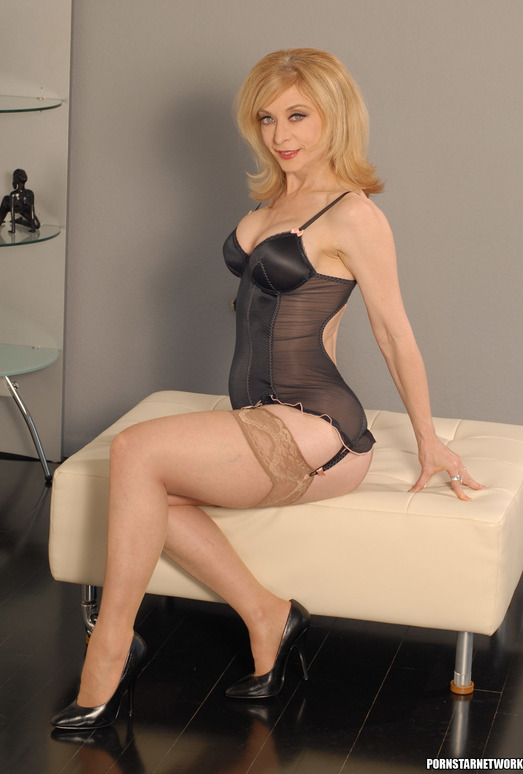 Nina Hartley Came to Fuck