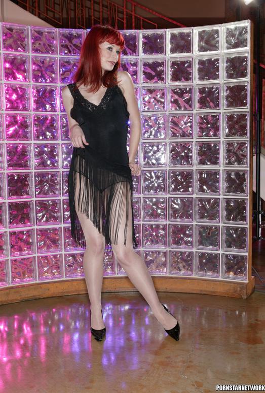 Justine Joli is Horny Backstage