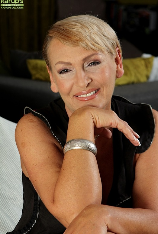 Andrea - Karup's Older Women