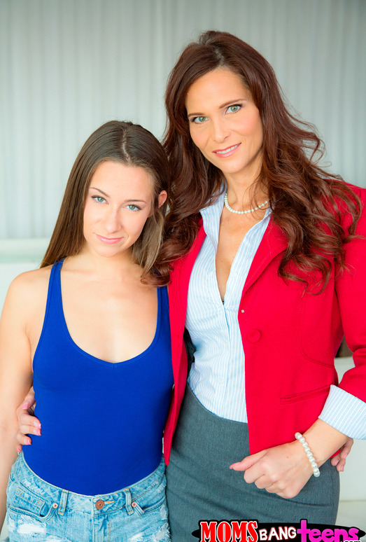 Syren Demer, Cassidy Klein - Sultry Syren - Moms Bang Teens