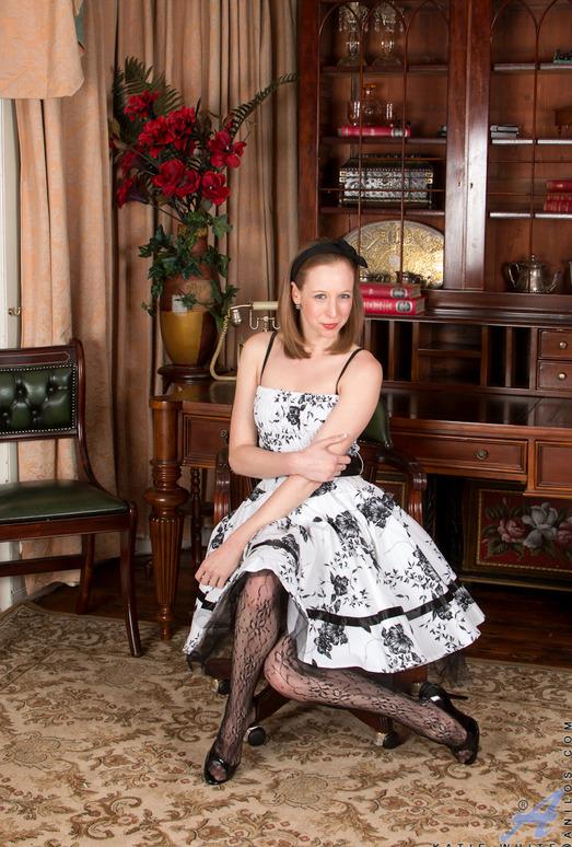 Katie White - Lacey Pantyhose