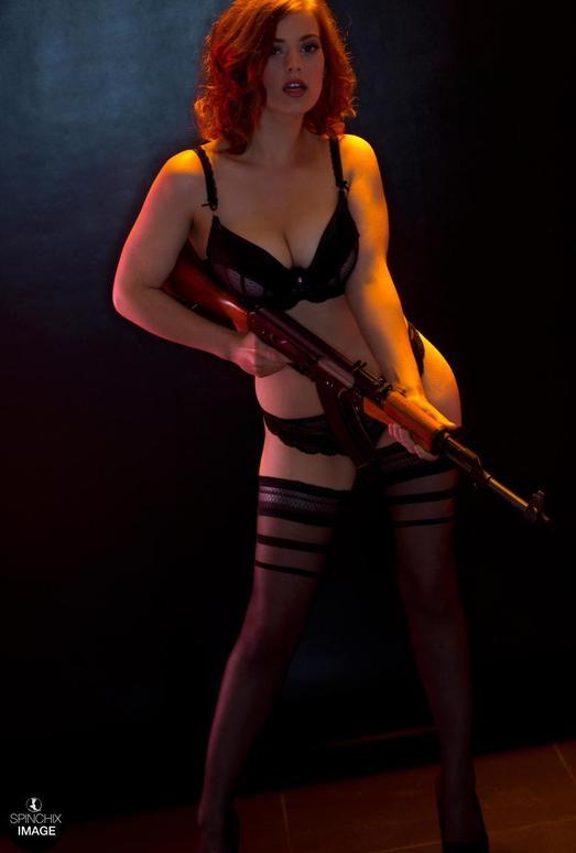 Lotti Girls And Guns - Spinchix