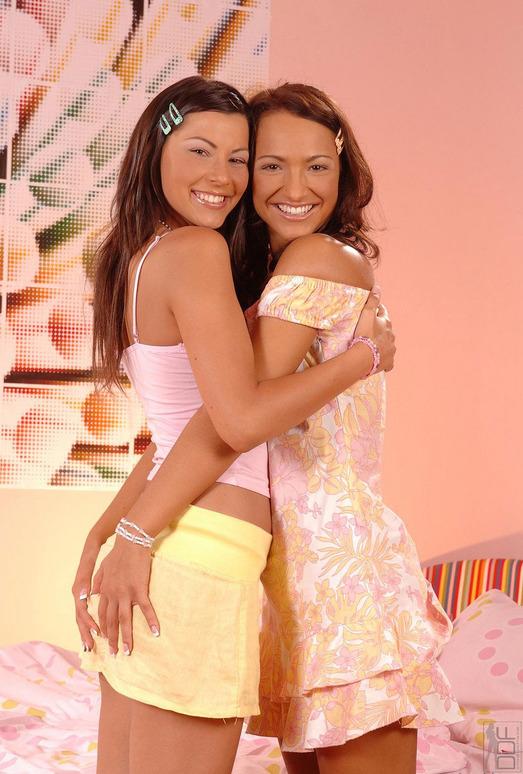 Blue Angel & Yasmine Gold