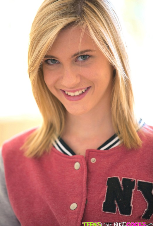 Chloe Brooke - Lucky Clover - Teens Love Huge Cocks