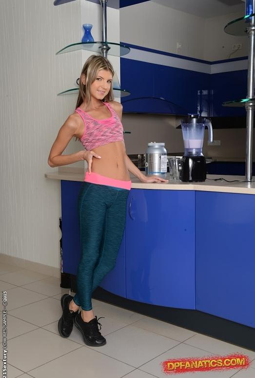 Doris Ivy - Skinny Fitness Junky - DPFanatics