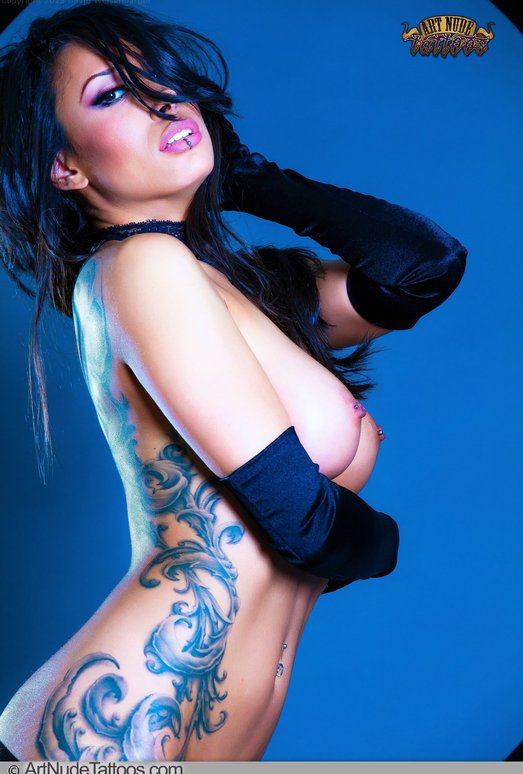 Artwork - Brianna - Art Nude Tattoos