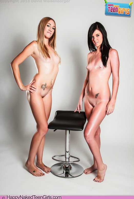 Best Friends - Cadence - Happy Naked Teen Girls