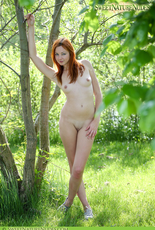 Forest Nymph - Elen - Sweet Nature Nudes