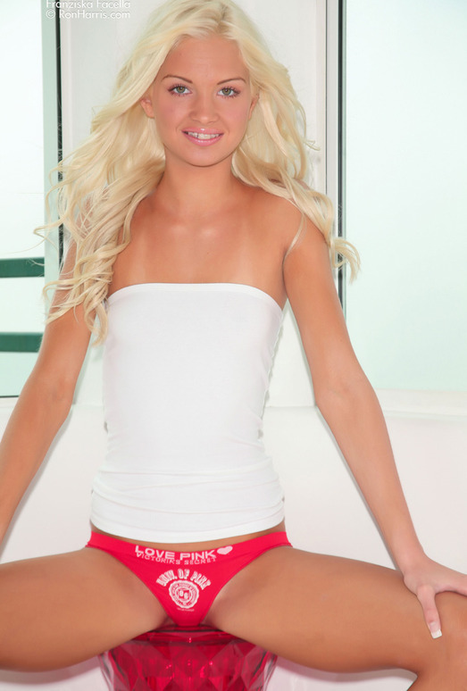 Franziska Facella - Red Panties