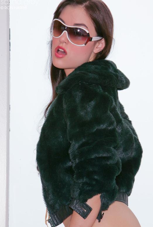 Sasha Grey - Fur