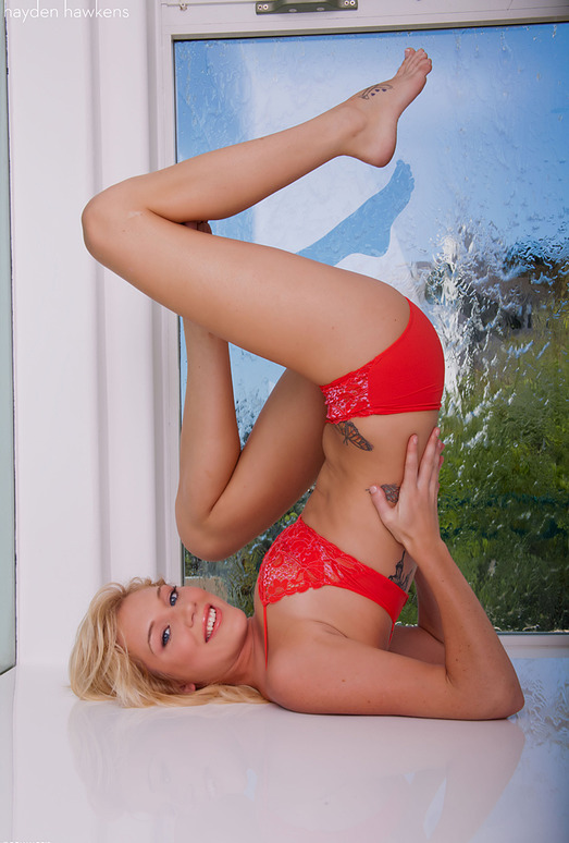 Hayden Hawkins - Coral Bra