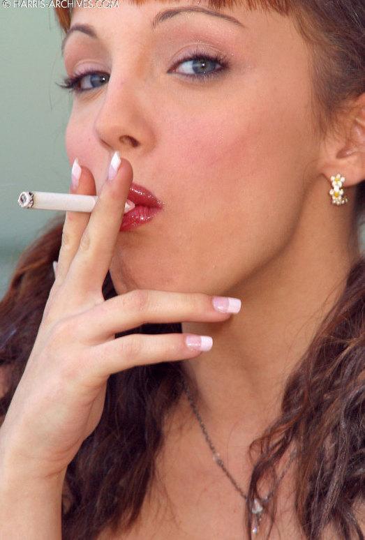 Tiffany - Smoking
