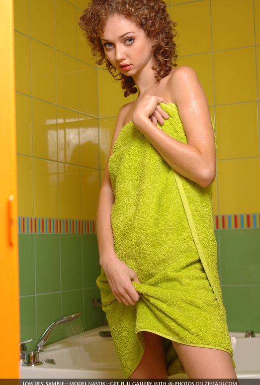 Bath before bedtime - Nastik