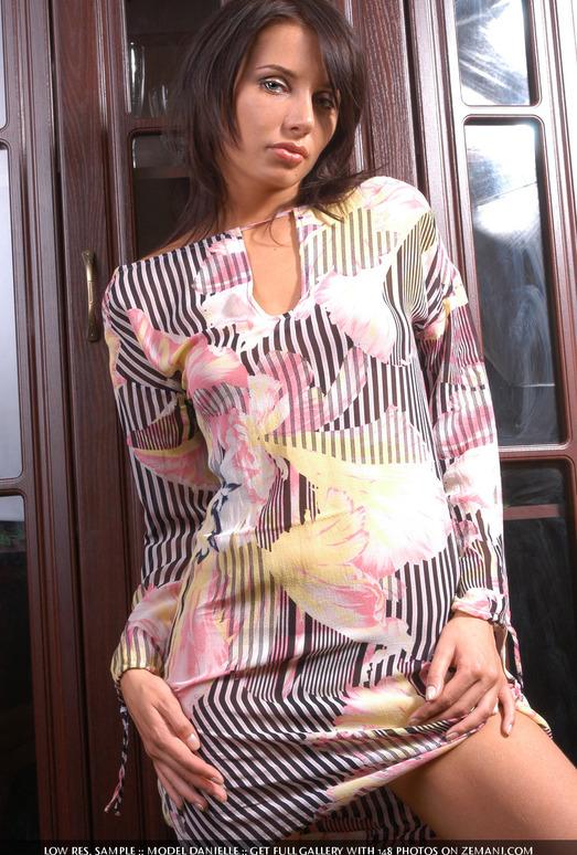 Thin robe - Danielle
