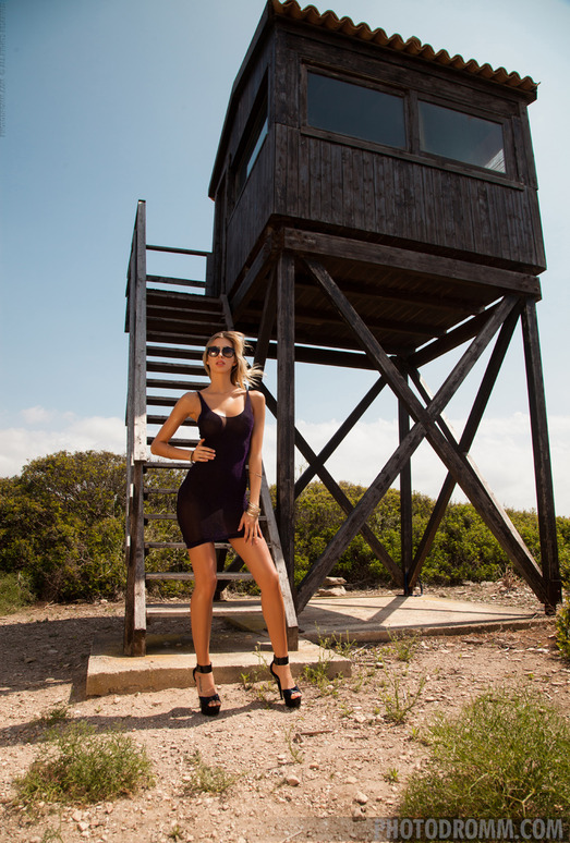 Claudia - Lookout Tower - PhotoDromm