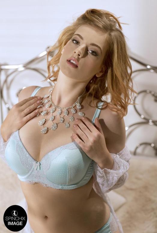 Lottii Rose Turquoise Lingerie - Spinchix