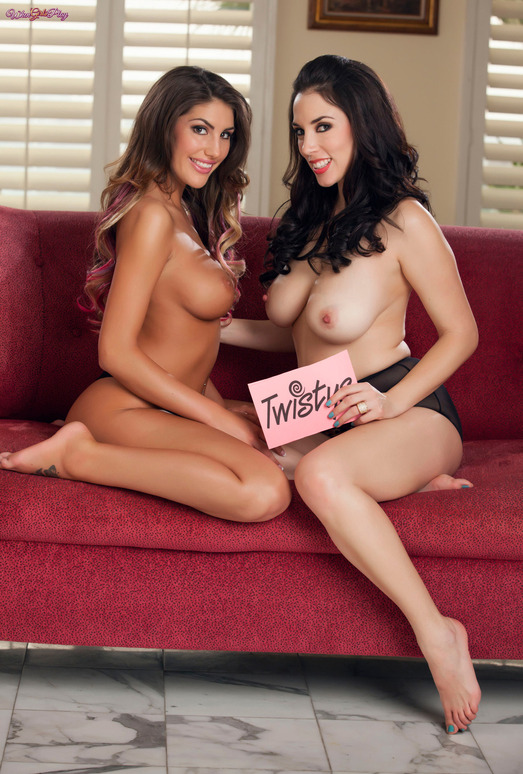 She's A Natural - August Ames & Jelena Jensen