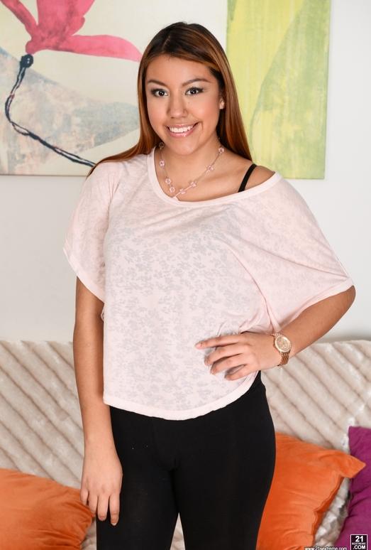 Karla - Latina Love Story - 21Sextreme