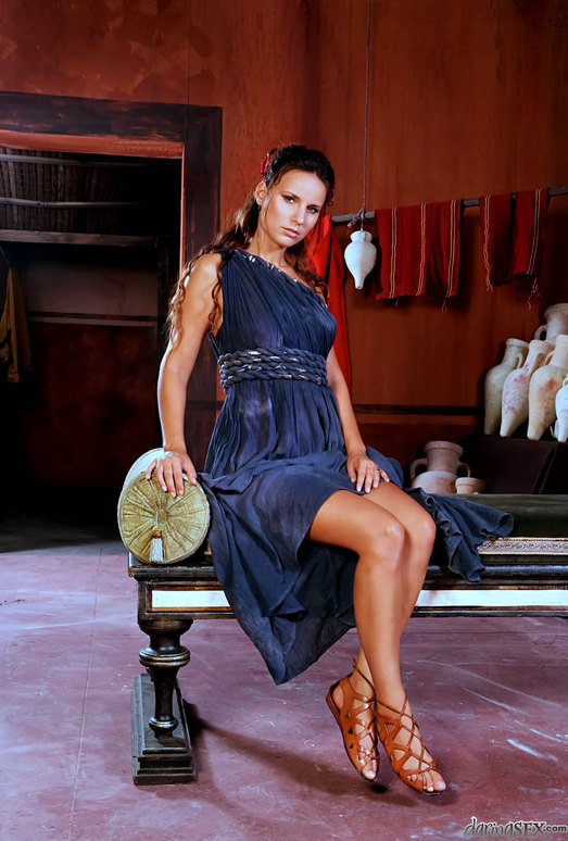Claudia Rossi, Roberto Lion - Roma #01