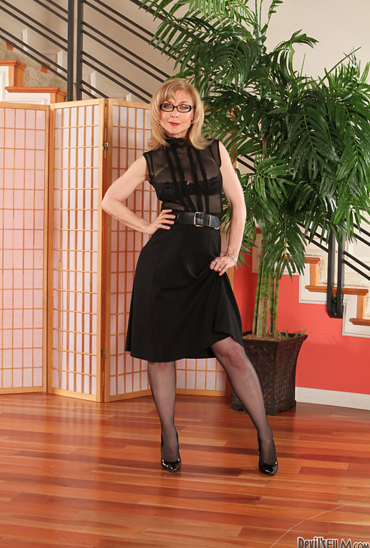 Nina Hartley - It's Okay She's My Mother In Law #05