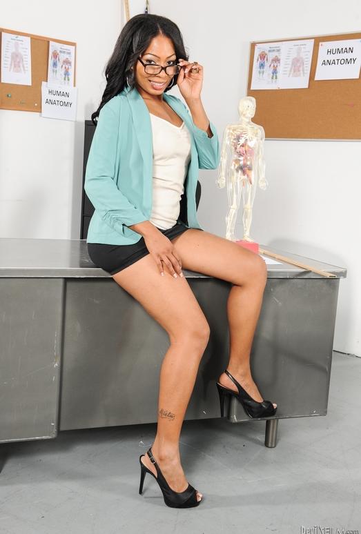 Anita Peida - Teachers Got A Tight Pussy #06