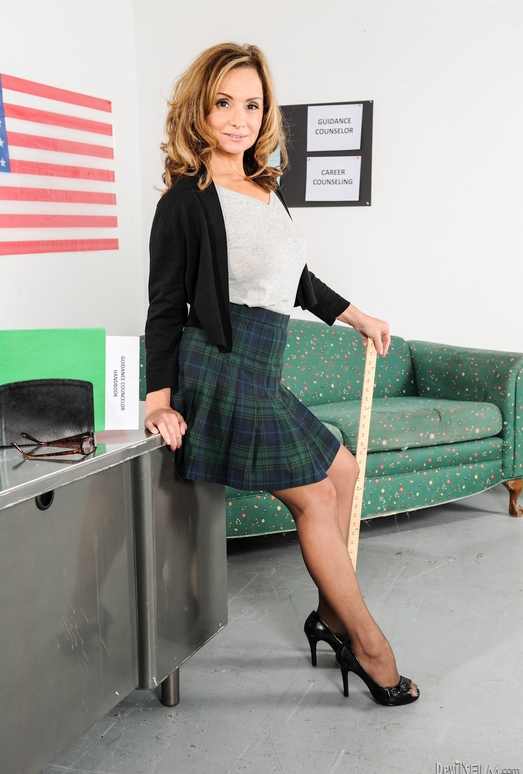 Rebecca Bardoux - Teachers Got A Tight Pussy #06